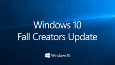 Windows 10 Fall Creators Update: Date and Features of the next update