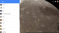 Google Maps: Now With More Planets, Moons