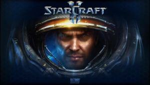 Play the classic space strategy game Starcraft II for free