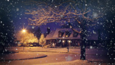 How to add snow to your photos using Photoshop