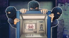 Jackpotting: bank robbery with none of the violence (but most of the prison time)