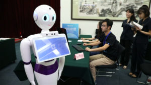 World's first-ever qualified robodoc starts work in China