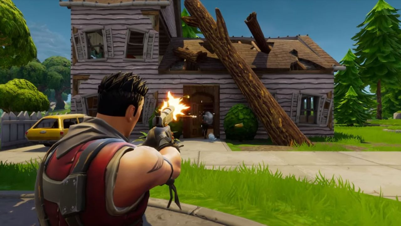 The Ultimate Fortnite: Battle Royale Starter Guide