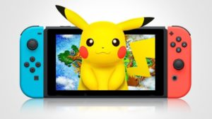 New hint points to Pokémon for Nintendo Switch by the end of 2018