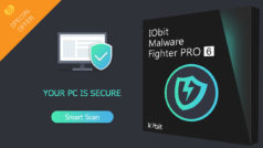 The new IObit Malware Fighter 6 is here: download it for free before everybody else
