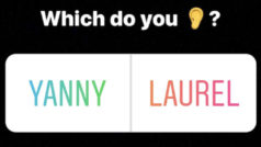 Yanny or Laurel: The definitive answer