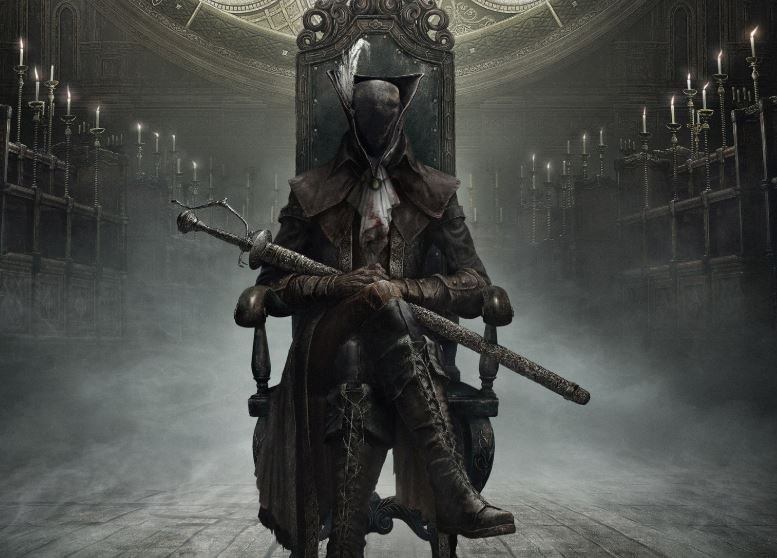 It's Dark Souls, but not Dark Souls.