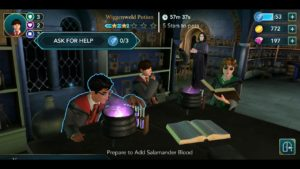 5 tips to avoid spending money in Harry Potter: Hogwarts Mystery