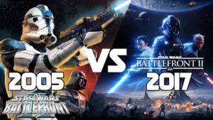 5 reasons we prefer Star Wars Battlefront 2005