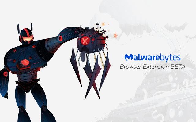 Maywarebytes browser extension for Chrome and Firefox
