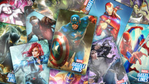 Marvel announces new mobile card game