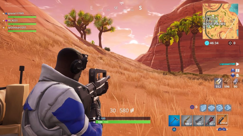 Fortnite Burst Rifle Rare