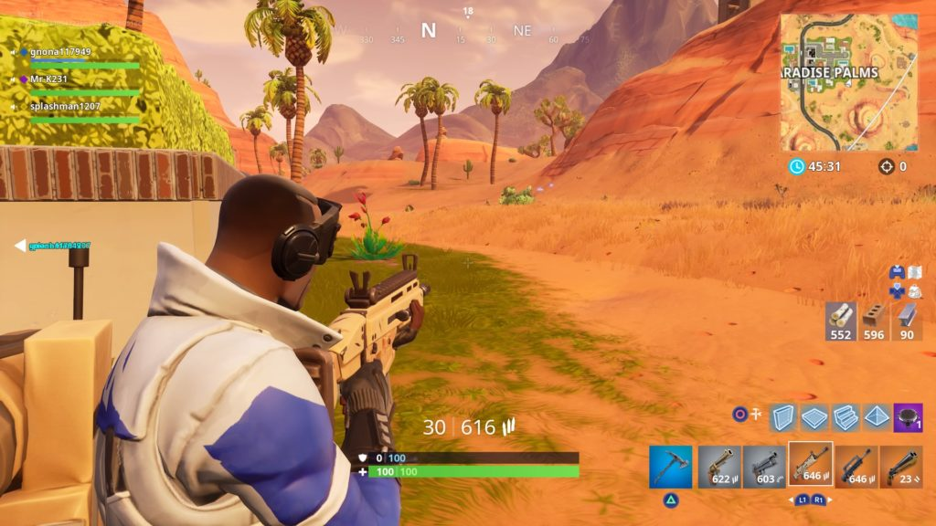 Fortnite Assault Rifle Rare