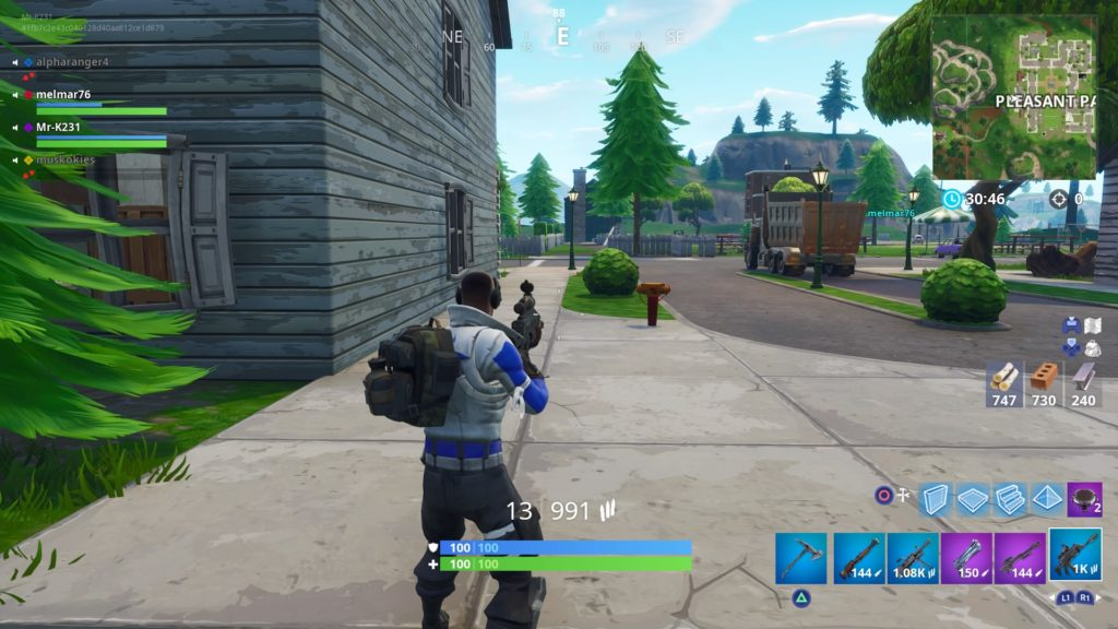 Fortnite Scoped Assault Rifle