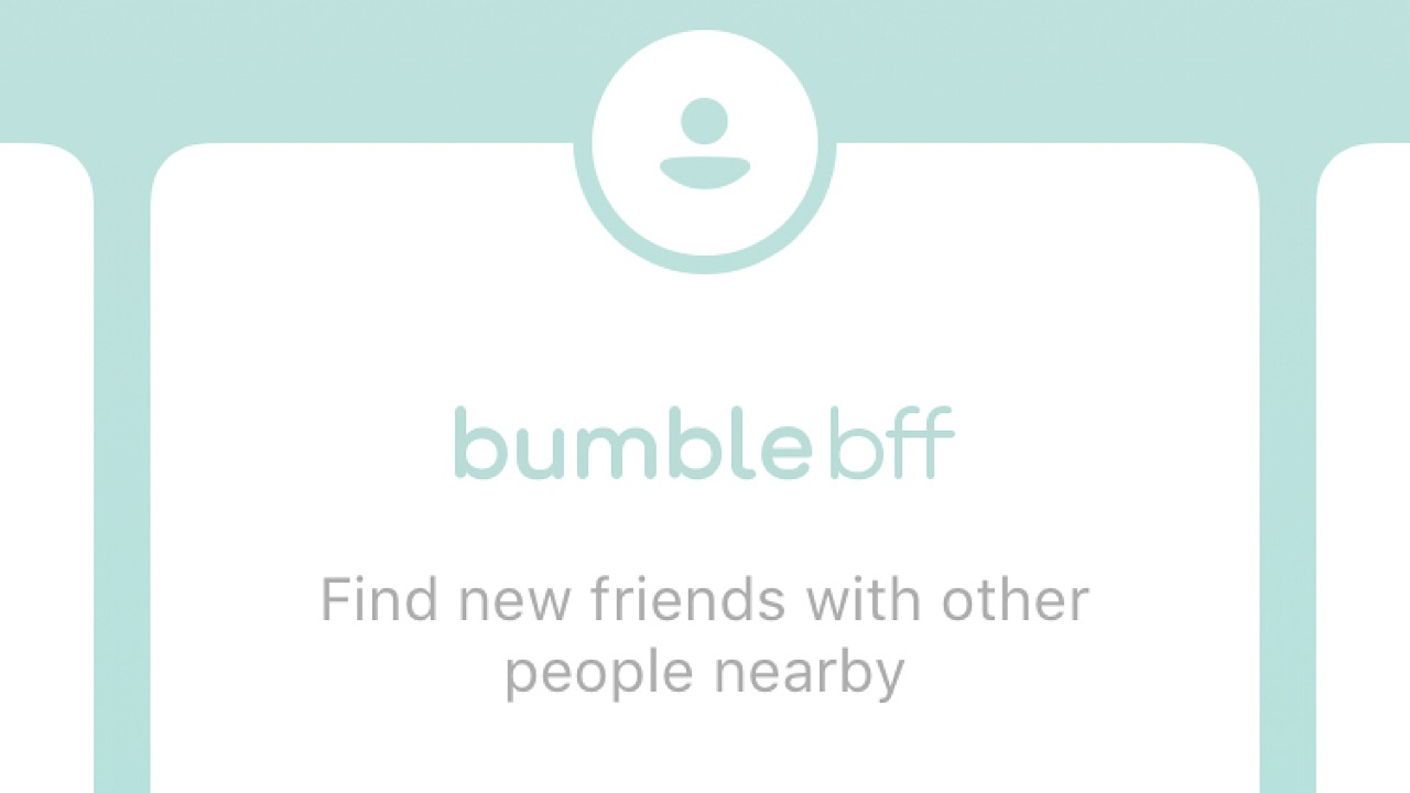 bumble bff mode screenshot
