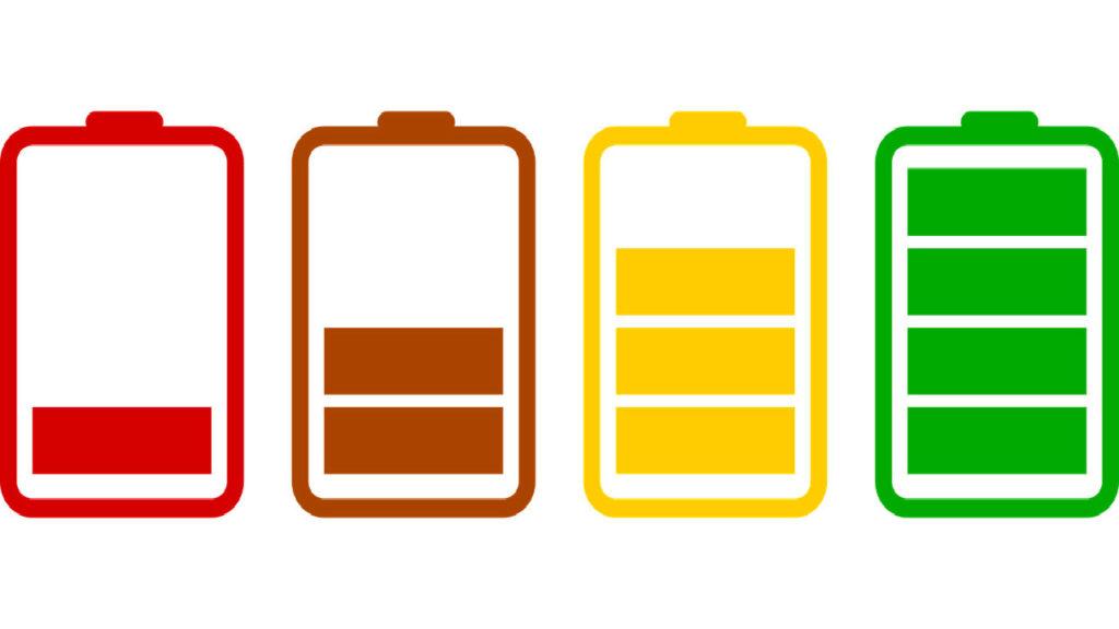 draining batteries