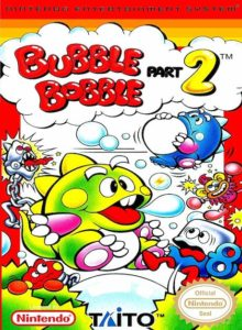bubble bobble part 2 NES