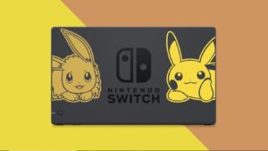 Limited edition Pokémon-themed Switch Bundle announced just in time for Let's Go!