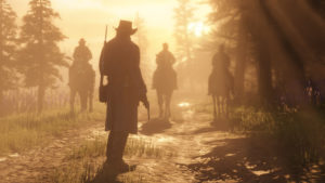 Red Dead Redemption 2 gang revealed