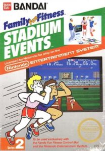 Stadium Events NES