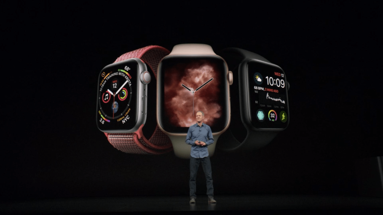 The Apple Watch sales have blown the iPhone XS out of the water