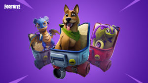 Unlockable pets come to Fortnite