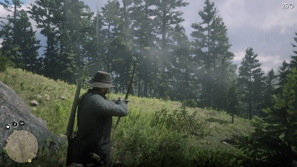 red dead redemption 2 bow