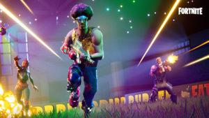 Fortnite introduces Tournament Events