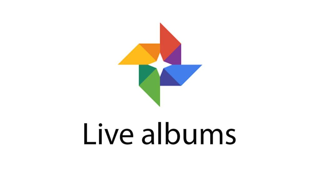 How to use Google Photos Live Albums