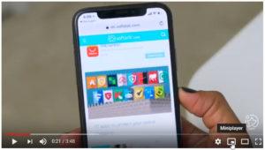 YouTube Desktop update video miniplayer