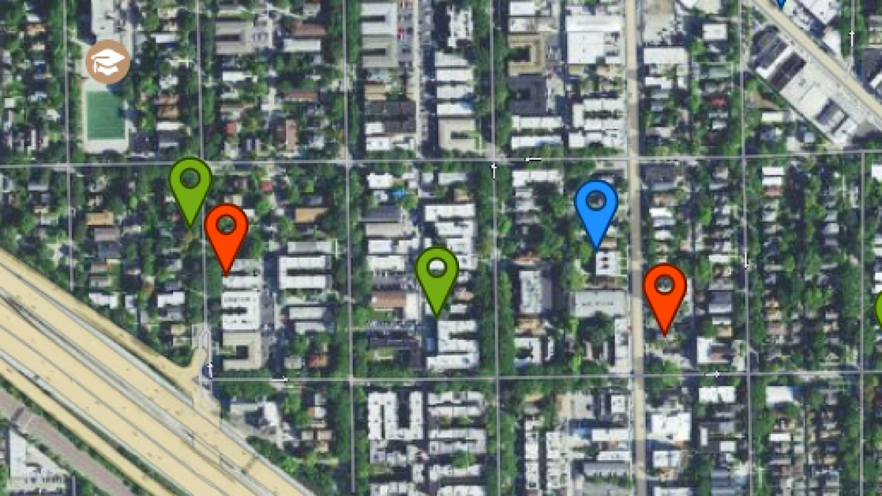 inaturalist neighborhood screenshot