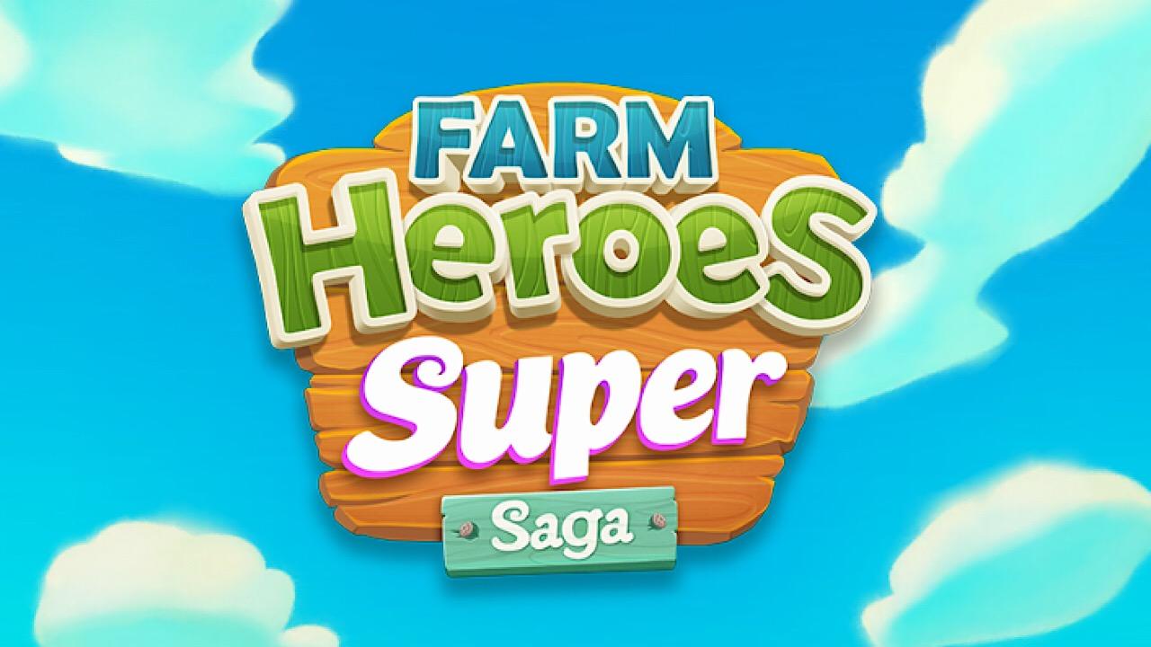 farm heroes super saga logo