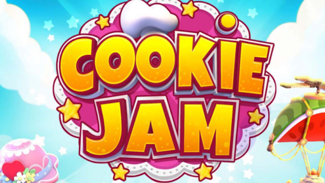 cookie jam logo