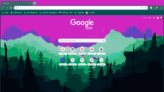 Make your own Google themes with ThemeBeta