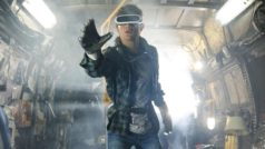 When will video gaming reach Ready Player One status?