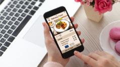 4 best food delivery apps