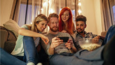 Watch streaming movies with friends using Rabb.it