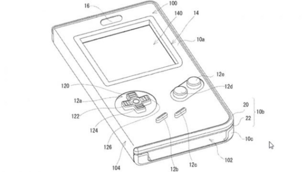 Nintendo files patent to turn phone into playable Game Boy