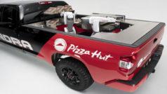 Pizza Hut announces robotic mobile pizza factory