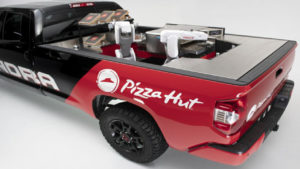 Pizza Hut announces robotic mobile pizza factory