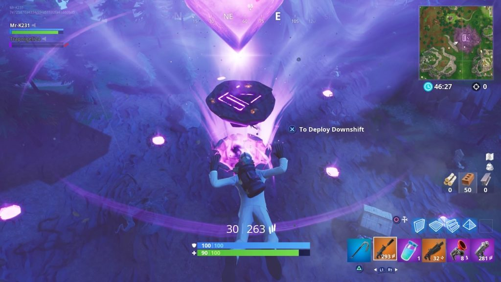 fortnite season 6 glyph summoning cube