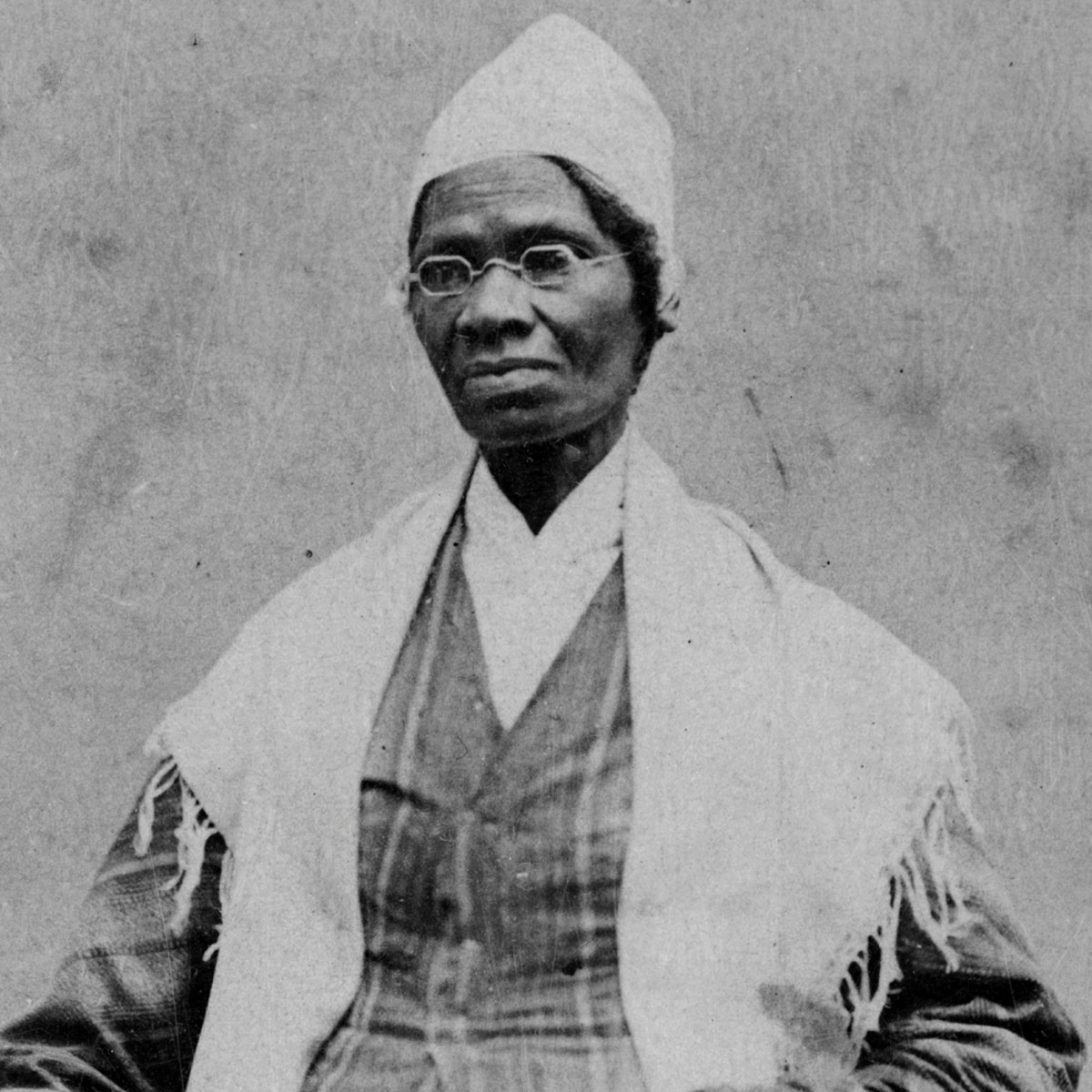 Sojourner Truth was an escaped slave who proved the might of both women and black Americans