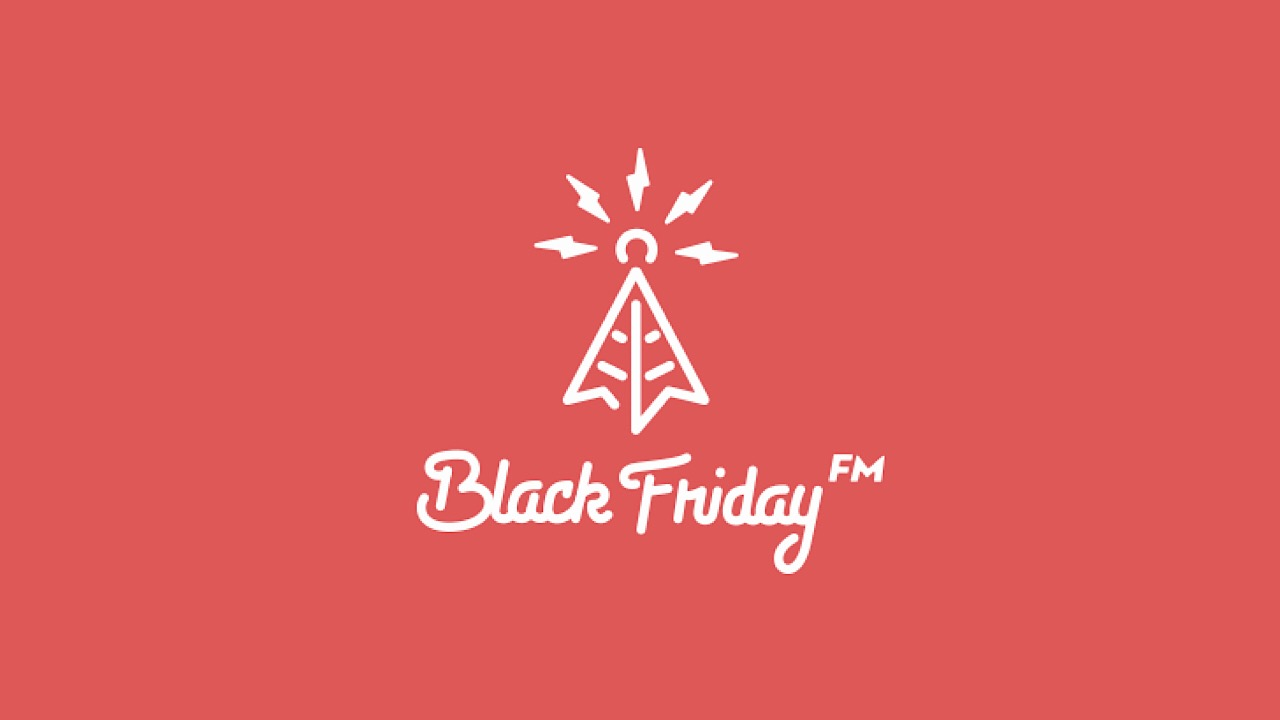 Black Friday 2018 logo