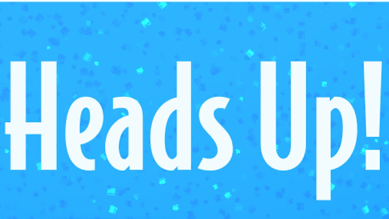 Heads Up! logo