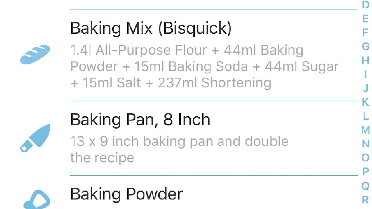 substitutions screenshot