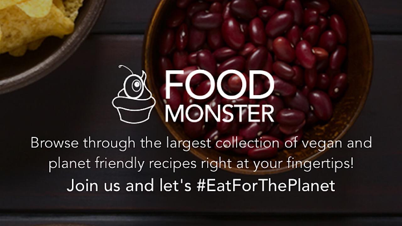 Food Monster logo