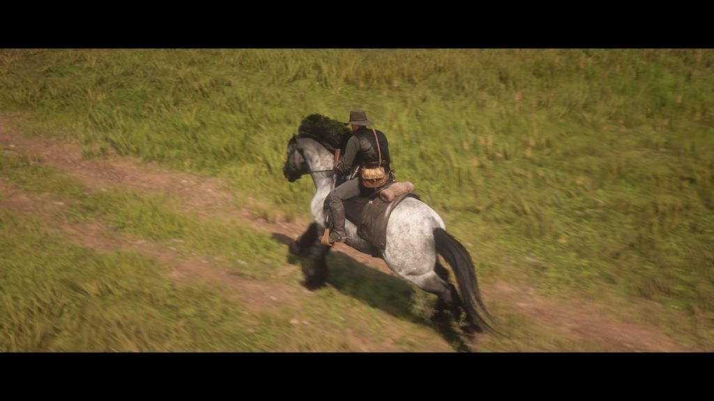 red dead redemption 2 riding