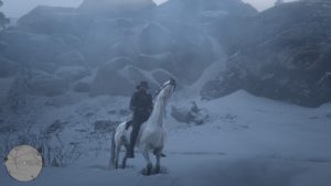 How to find the rare White Arabian in Red Dead 2