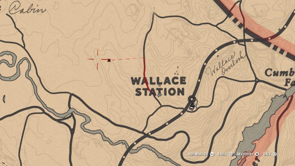 red dead redemption 2 double bit map