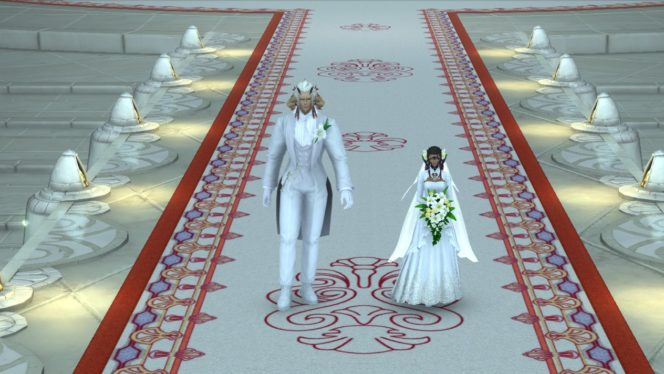 7 best MMOs to get married in